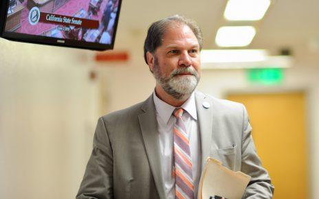 Senator John Moorlach (Kevin Sanders for California Globe)