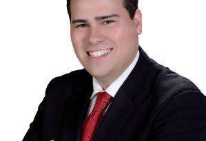 Congressional candidate Omar Navarro arrested for violating restraining order.