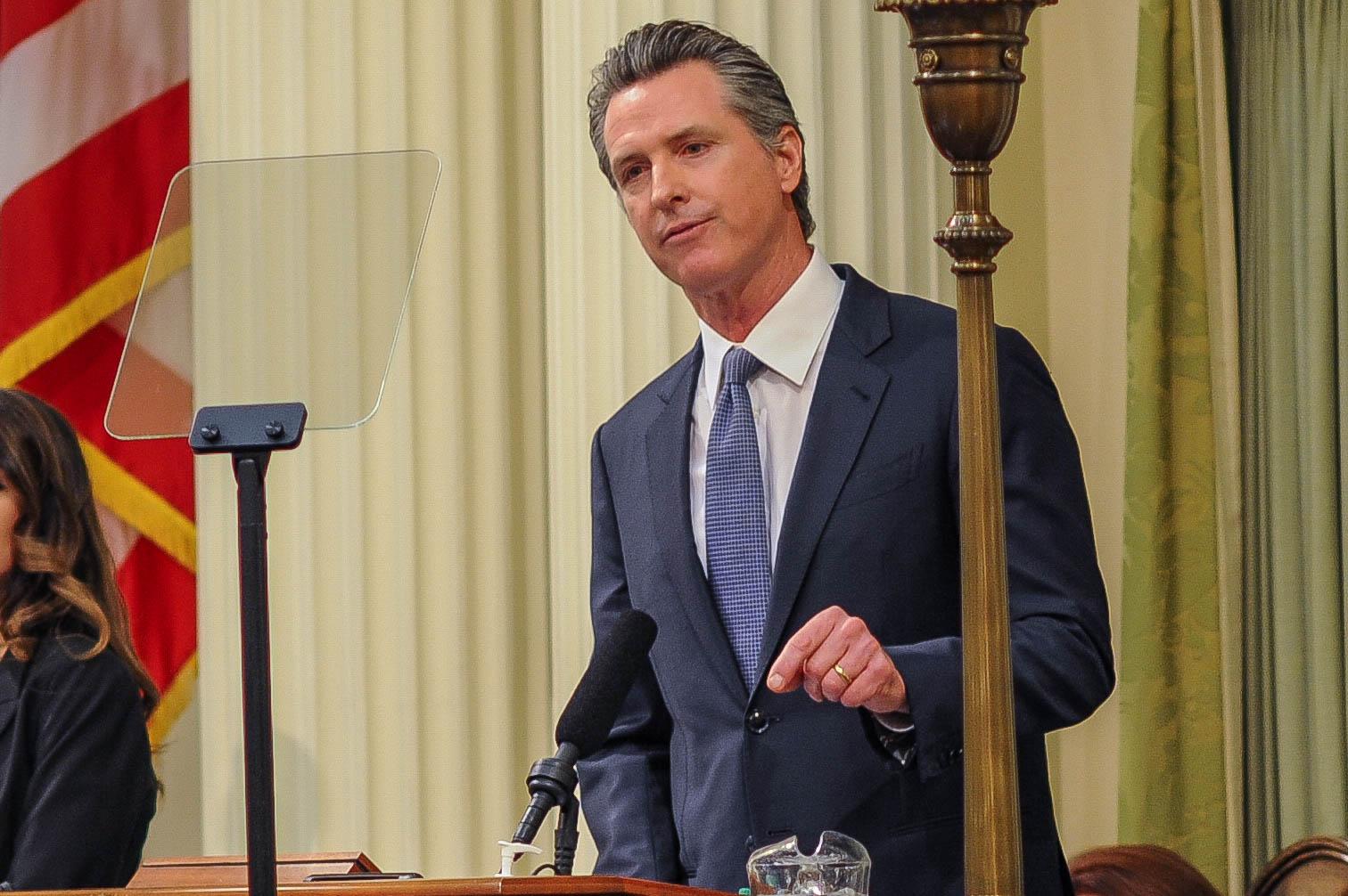 Gov. Newsom Breaks State COVID-19 Guidelines For a Birthday Party in Napa County - California Globe