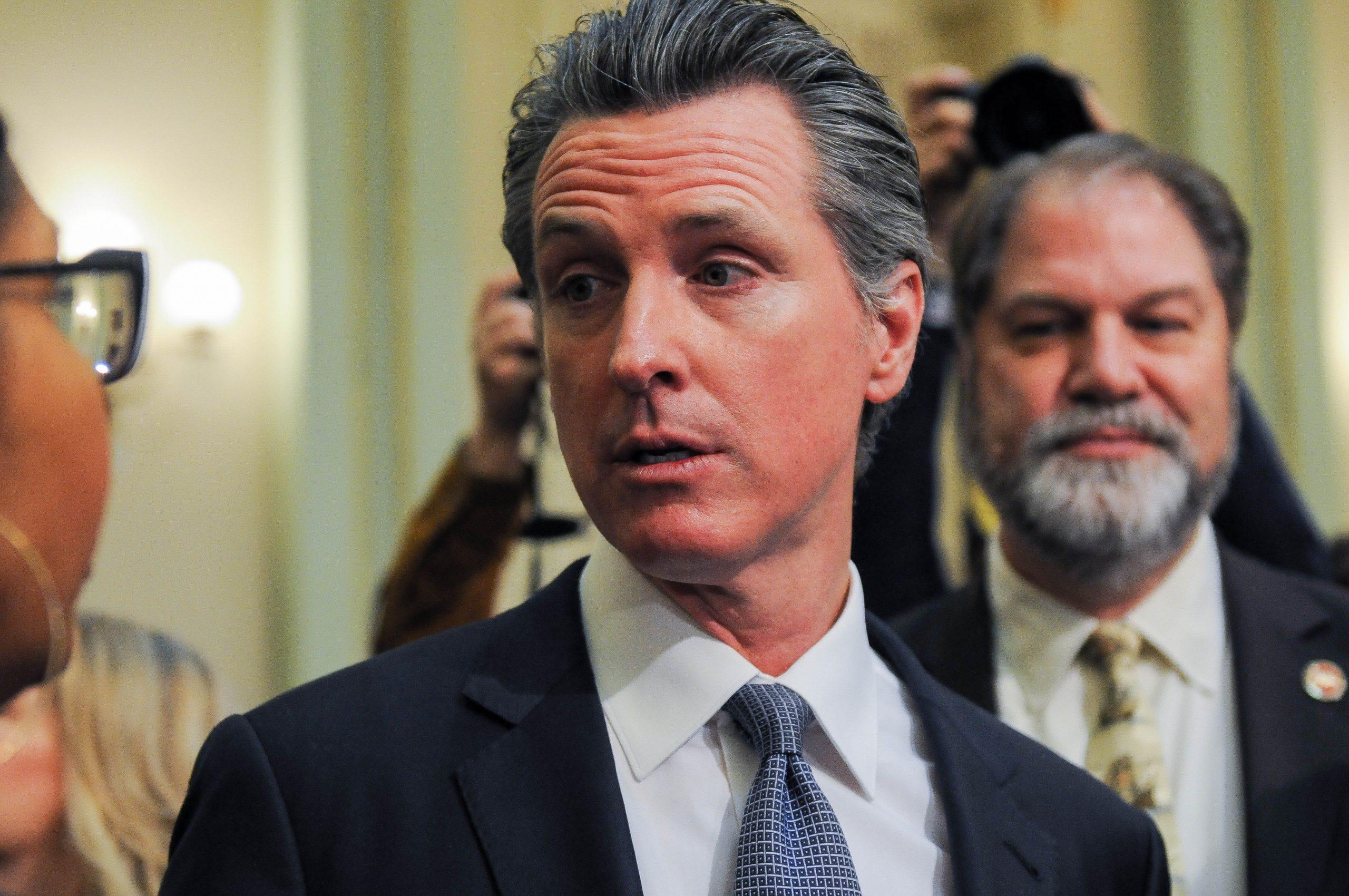 Gov. Newsom Replaces Orange County Water Board Member Over Desalination Plant - California Globe